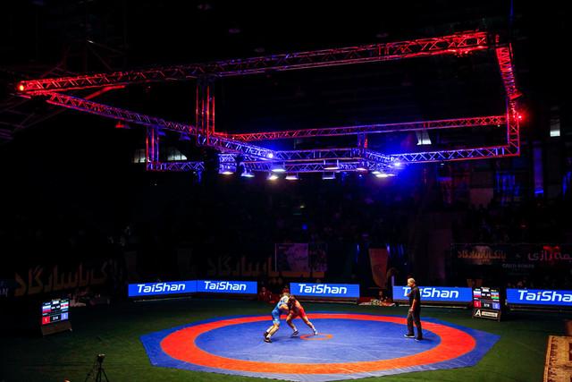 طهران تستضیف کأس العالم للمصارعة في 2018