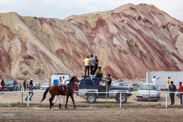 ایران .. سباق الخيل في آذربيجان الشرقية 6