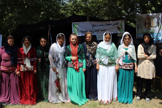 """مهرجان """"الكرز"""" في شمال غربي ايران6"""