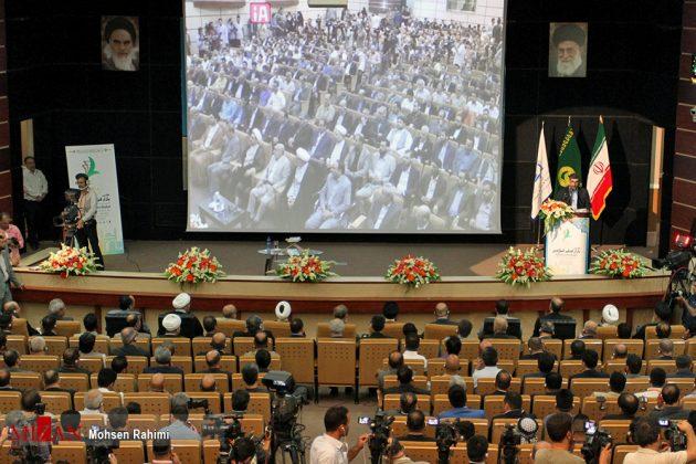"""إنطلاق فعالیات سوق الفيلم الإسلامي في """"مشهد""""6"""