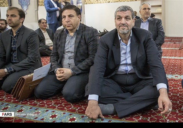 مجلس تأبين ضحايا الحادث الارهابي في البرلمان الايراني 6
