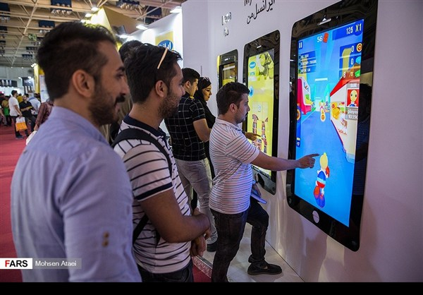 طهران .. المعرض الدولي الـ ۲۳ للالكترونيات والكومبيوتر 6