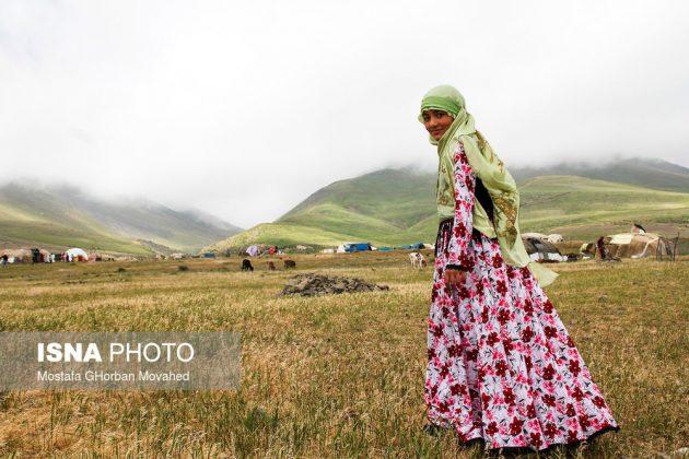 مصيف قوش غولو الساحر شمال غرب ايران 5