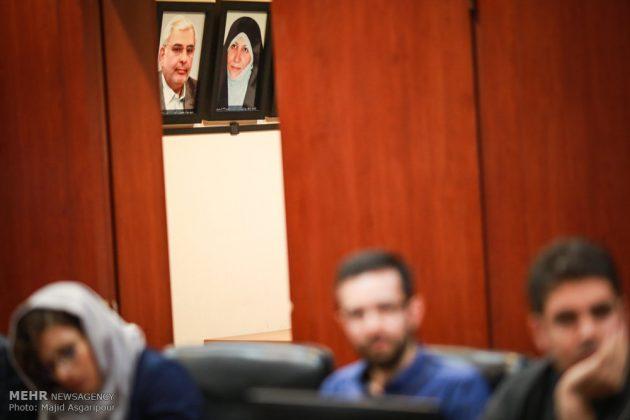 طهران .. مؤتمر مكافحة العواصف الترابية 7