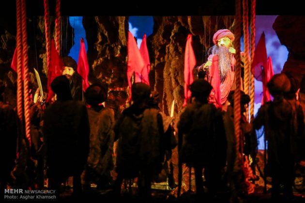 مسرحية أوبرا العرائس في طهران 7