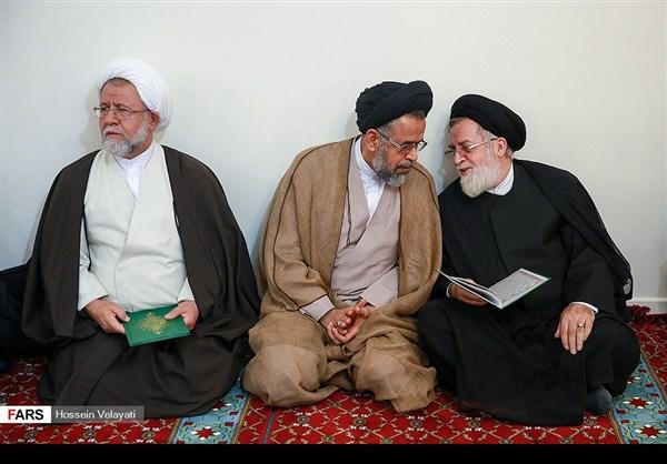 مجلس تأبين ضحايا الحادث الارهابي في البرلمان الايراني 7