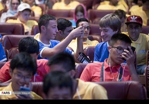 مراسم افتتاح اولمبياد الحاسوب ٢٠١٧ 7