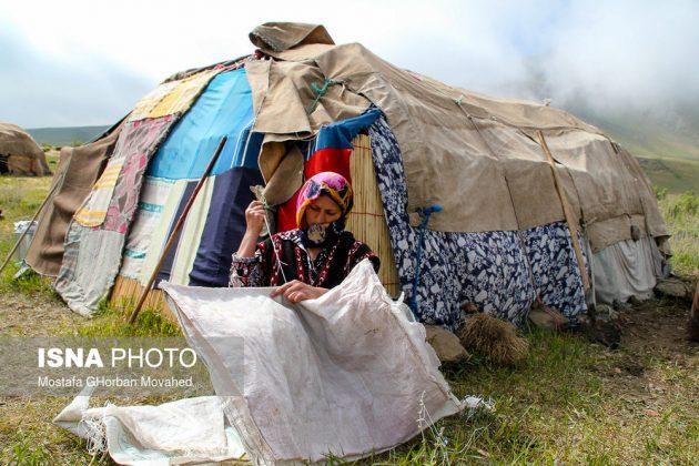 مصيف قوش غولو الساحر شمال غرب ايران 6