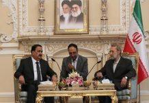 لاريجاني .. على حكومة العراق الدفاع عن وحدة اراضيه