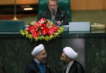 اداء اليمين الدستورية للرئيس روحاني في 5 اب القادم