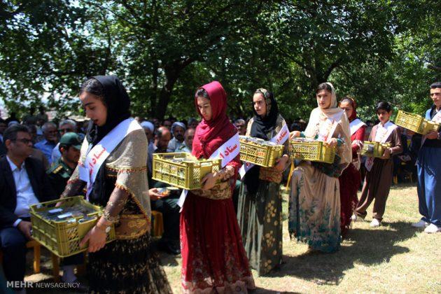 """مهرجان """"الكرز"""" في شمال غربي ايران8"""