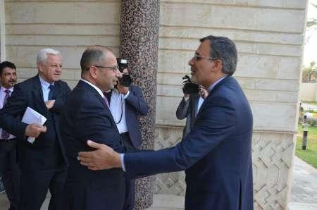 ايران والعراق يؤكدان على تعزيز العلاقات في المجالات كافة