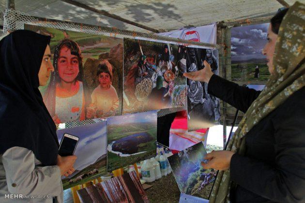 """مهرجان """"الكرز"""" في شمال غربي ايران9"""