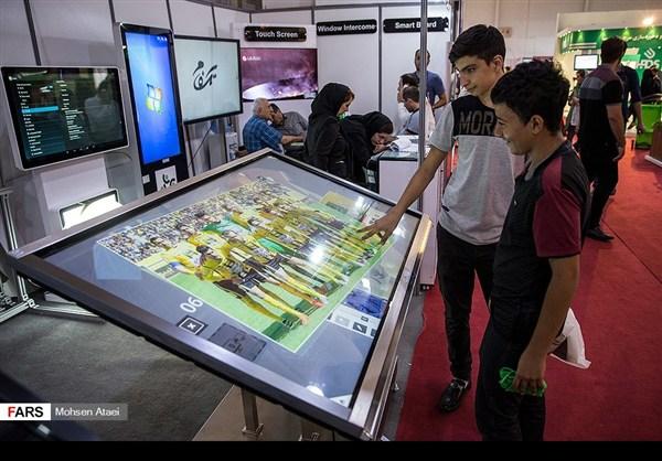 طهران .. المعرض الدولي الـ ۲۳ للالكترونيات والكومبيوتر 9