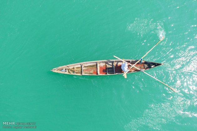 """احتفال """"نوروز الصياد"""" في جزيرة قشم الايرانية 9"""