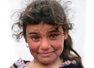 Mona Lisa's Smile Revived on Arab Girl's Face