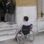 Robot Made by Iranian Students Helps Disabled People