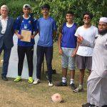 مهمانی خانوادگی ادیان به ابتکار مرکز اسلامی انگلیس