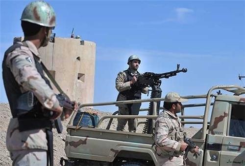 ايران ..استشهاد عنصر بالحرس الثوري ومقتل واصابة 7 ارهابيين في اشتباكات مسلحة