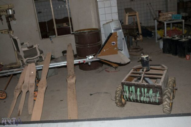 ISIS Drone-Making Factory Discovered in Mosul