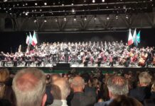 Iran, Italy Use Music to Build Bridge of Brotherhood 1