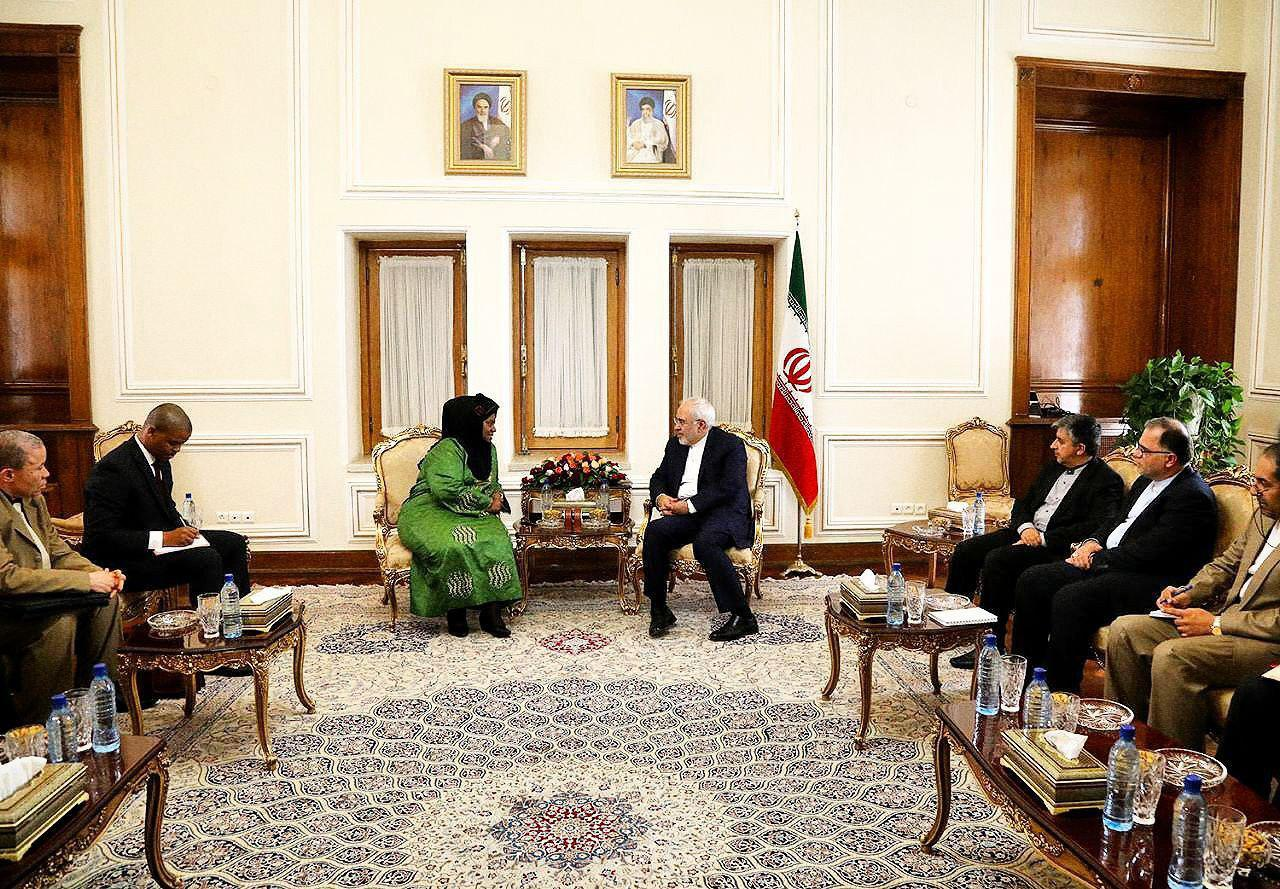Iran, South Africa Call for Promotion of Bilateral Ties