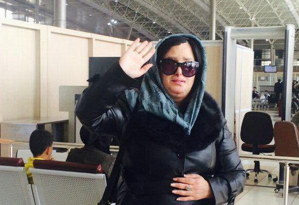 Iranian Acid Attack Victim Hopes to Regain Sight