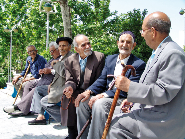 Iranian City Chosen as Most Age-Friendly City