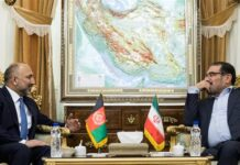 Iran's Security Intertwined with That of Afghanistan- Shamkhani