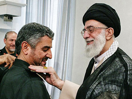 Iran's IRGC Chief Remains in Office for 3 More Years