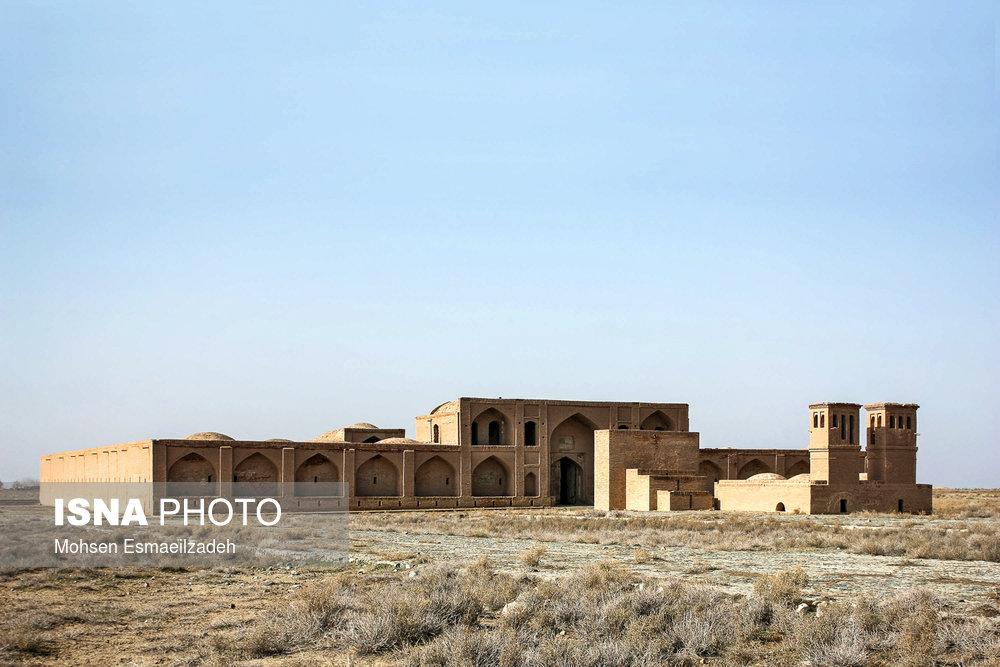Mazinan Caravanserai, Northeastern Iran