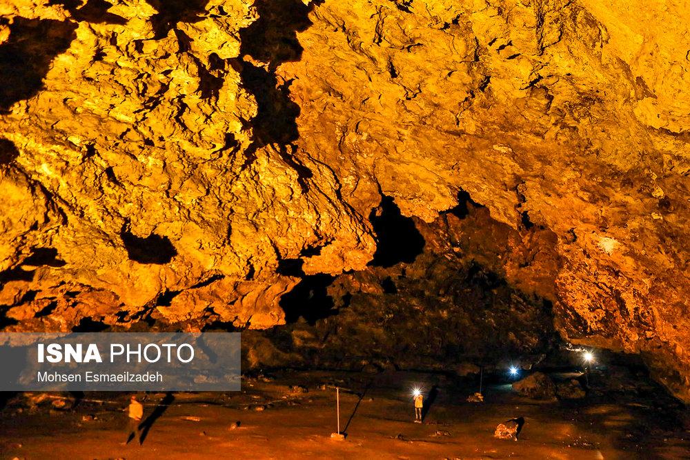 Mazdavand Cave, Northeastern Iran