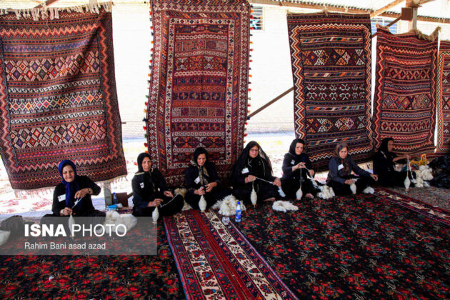 Kilim-Weaving; A 400-Year-Old Iranian Art (6)