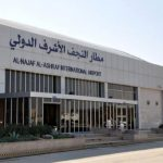 الطیران الایرانی يستأنف رحلاته الى مطار النجف