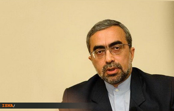 سفير ايران لدى باريس
