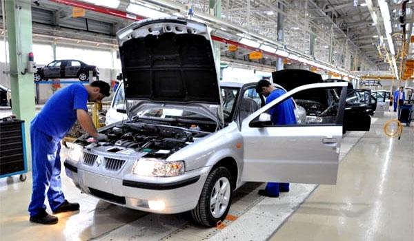 ايران تنتج 1.6 مليون سيارة العام الجاري