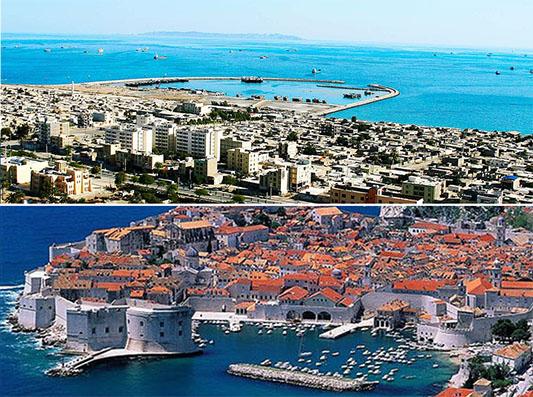 اتفاقية توأمة بين بندرعباس وميناء باري الايطالي