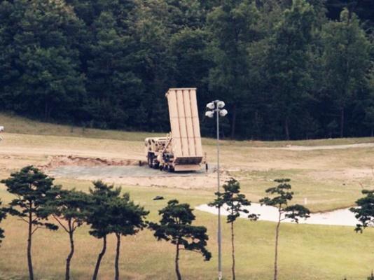 دفاع موشکی «تاد»