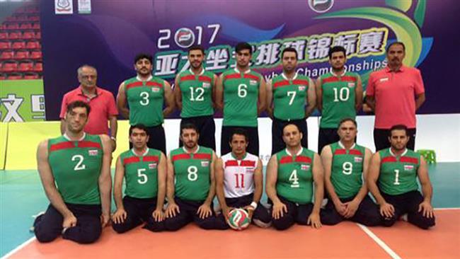 ايران تتغلب على العراق ببطولة آسيا للكرة الطائرة جلوس