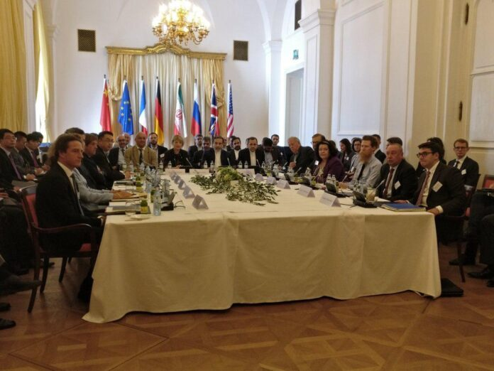 JCPOA Joint Commission Holds Meeting in Vienna