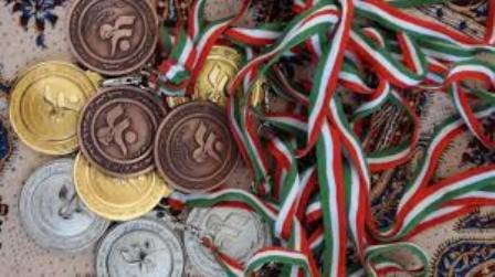 ايران تحرز المركز الخامس في الأولمبیاد العالمي للریاضیات
