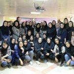 رقابت بانوان کاشانی در اولین دوره مسابقات مچ اندازی