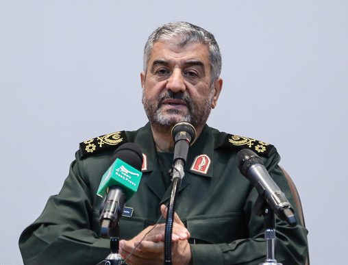 Major General Mohammad Ali Jafari