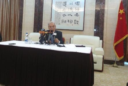الصين تشيد بدور ايران الايجابي لحل الأزمة السورية