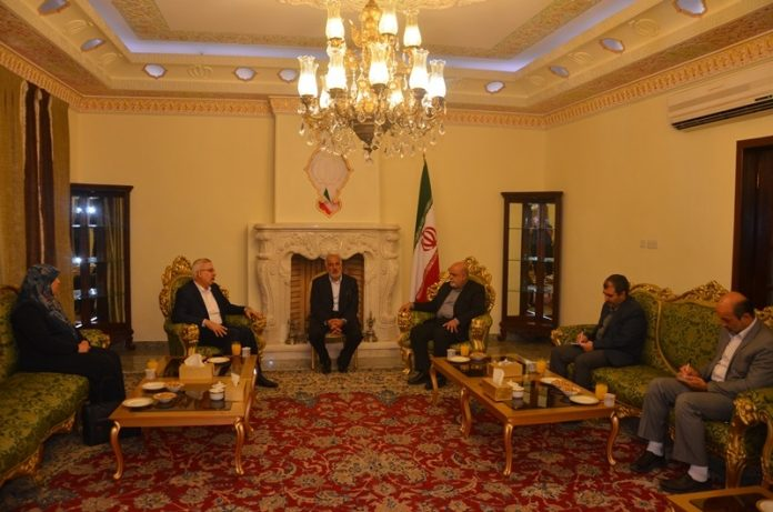 مباحثات عراقية ايرانية بشأن استرداد السجناء بين البلدين