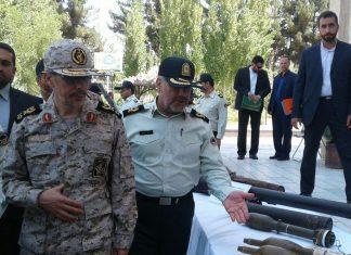 ضبط 80 بالمائة من المخدرات في شرق وجنوب شرق ايران