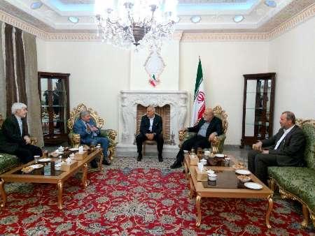 طهران وبغداد تبحثان سبل تعزير العلاقات الثنائية