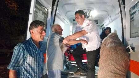عشرات الجرحى اثر زلزال يضرب مناطق في غرب ايران