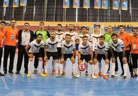 فريق ايراني يحرز مركز الوصافة ببطولة اندية آسيا لكرة الصالات