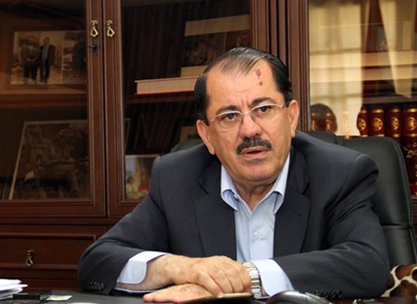 ممثل كردستان العراق في ايران .. لولا مساعدات طهران ربما ...